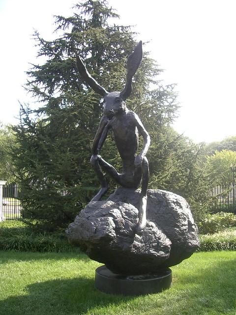 Washington Dc Sculpture Garden Flickr Photo Sharing