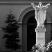 Statue of Jesus by Hankins