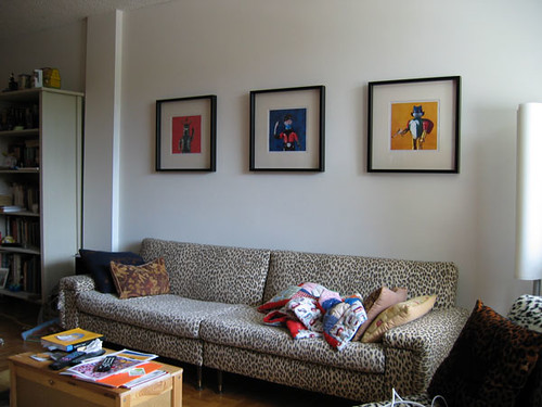Leopard print room decor leopard print room decor for Cheetah print living room ideas