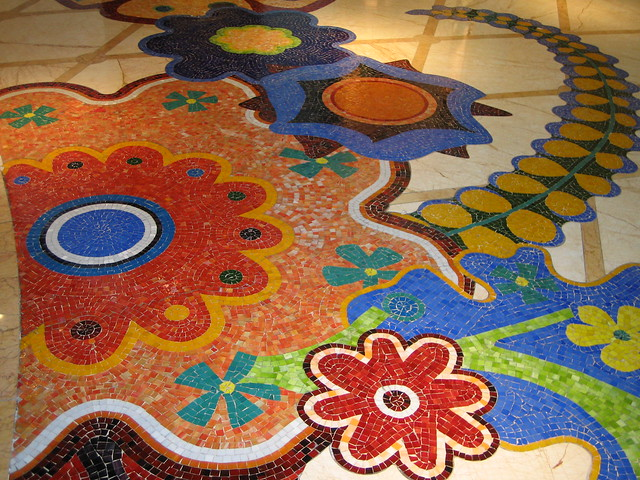 Flower Mosaic Flickr Photo Sharing
