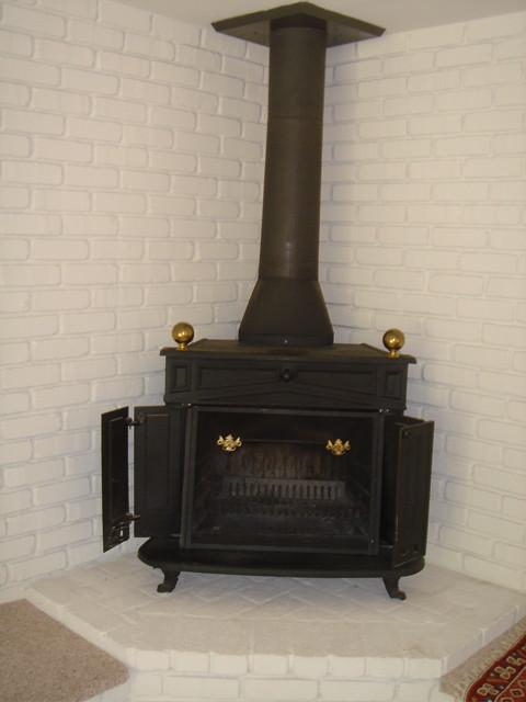 Ben Franklin Cast Iron Fireplace Stove Ben Franklin Cast