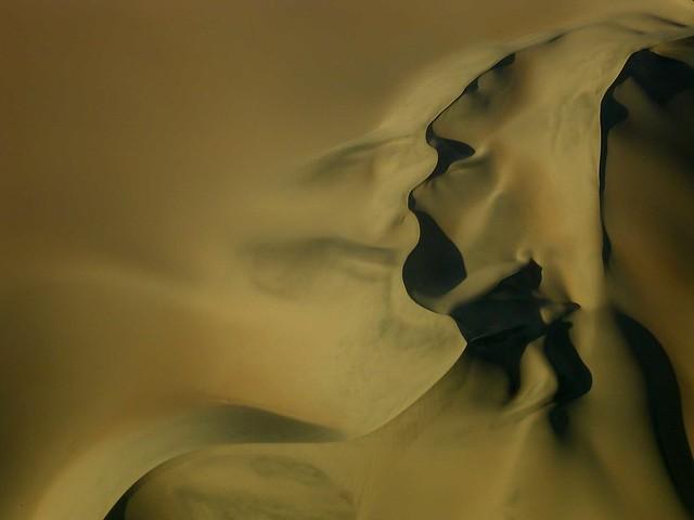 20050703 Aerial View of Sand Dunes, Flight Swakopmund to Sossusvlei, Namibia 509