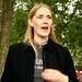 Suw Charman, London Copyfighters' Drunken Brunch and Talking Shop, Speakers' Corner, Hyde Park, London by gruntzooki