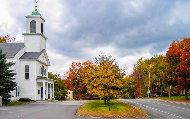Fall @ Harvard MA