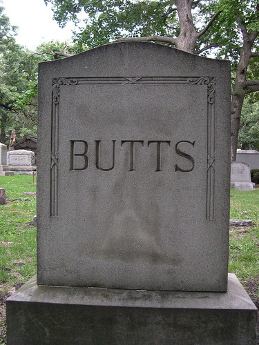 Heh...butts by Cody Pomeroy