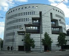 Building of Mario Botta, Basel