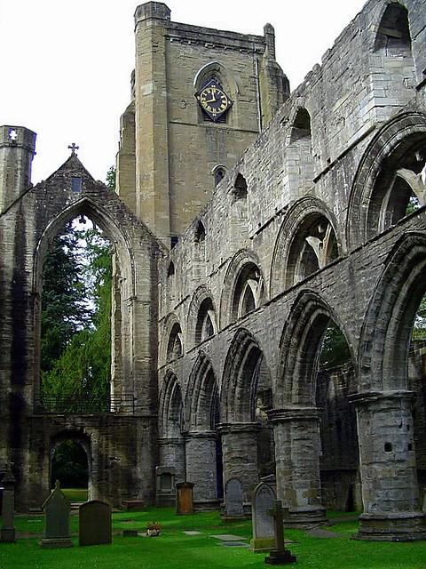 Dunkeld Cathedral -  Dunkeld - Scotland/UK