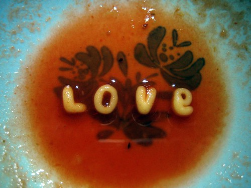 Alphabet Soup for the Soul