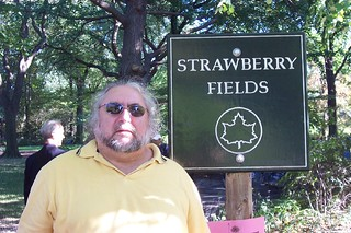 mark in strawberry fields