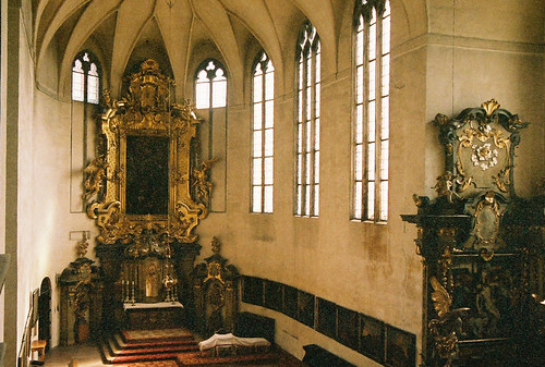 All Saint's Church in  the Old Royal Palace