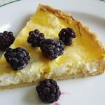 Rezepte mit Brombeeren:goatcheesetart_sm1