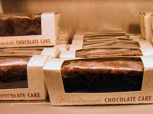 How Many Calories In A Slice Of Chocolate Fudge Cake