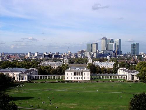 London Parks Greenwich Park