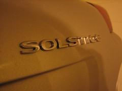 Pontiac Solstice - Badge