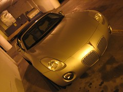 Pontiac Solstice - Front Angled