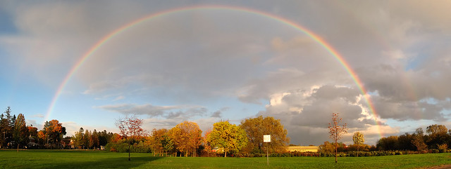 Rainbow-rama