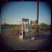 mojave phone booth. cima, ca. 2000. by eyetwist