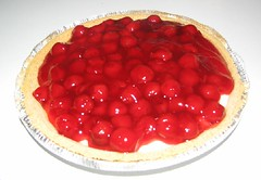 strawberry pie(0.0), plant(0.0), baked goods(0.0), produce(0.0), torte(0.0), raspberry(0.0), pavlova(1.0), frutti di bosco(1.0), tart(1.0), fruit(1.0), food(1.0), dish(1.0), dessert(1.0), cherry pie(1.0),