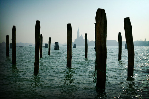 venice waterscape
