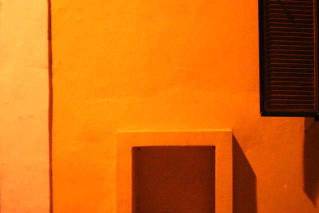 Night-time Geometry