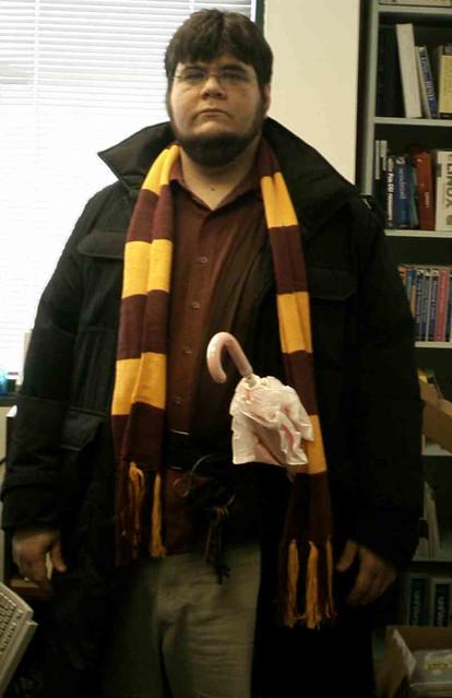 Rubeus Hagrid as a young man   Flickr - Photo Sharing!