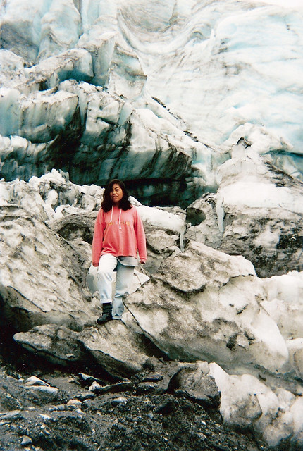 Franz Josef Glacier, NZ (film scan)