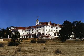 Stanley Hotel - Estes Park, Colorado