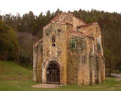 San Miguel de Lillo (Naranco, Oviedo)