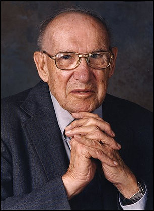 Peter Drucker dies at 95, a photo by IsaacMao on Flickr