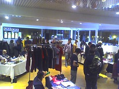 Artisan's Collective sale at Jupiter Hotel