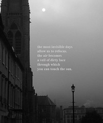 an invisible day
