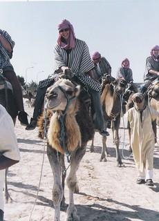 tunisia camel 2002