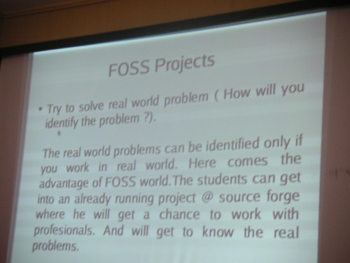 FOSS Projects