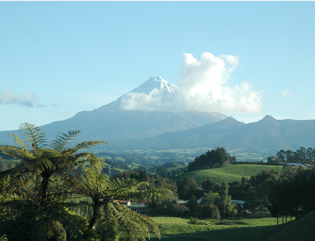 Mount Taranaki New Zealand  city photos : Mount Taranaki, North Island, New Zealand | Flickr Photo Sharing!
