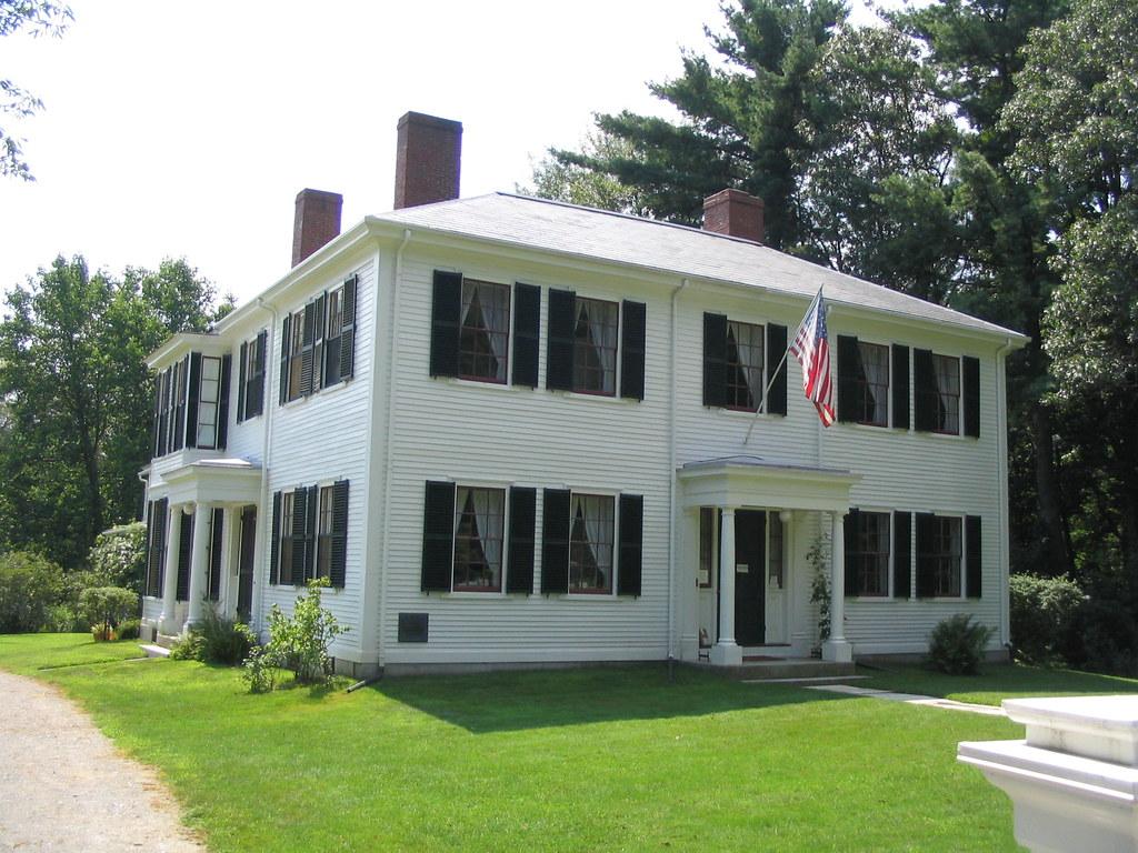 Ralph Waldo Emerson House, Concord, Massachusetts