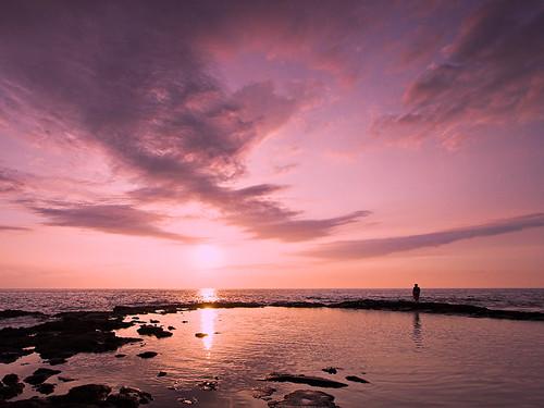 14028 sunset kaheka puuhonua honaunau hawaii kona bigisland silhouette bravo