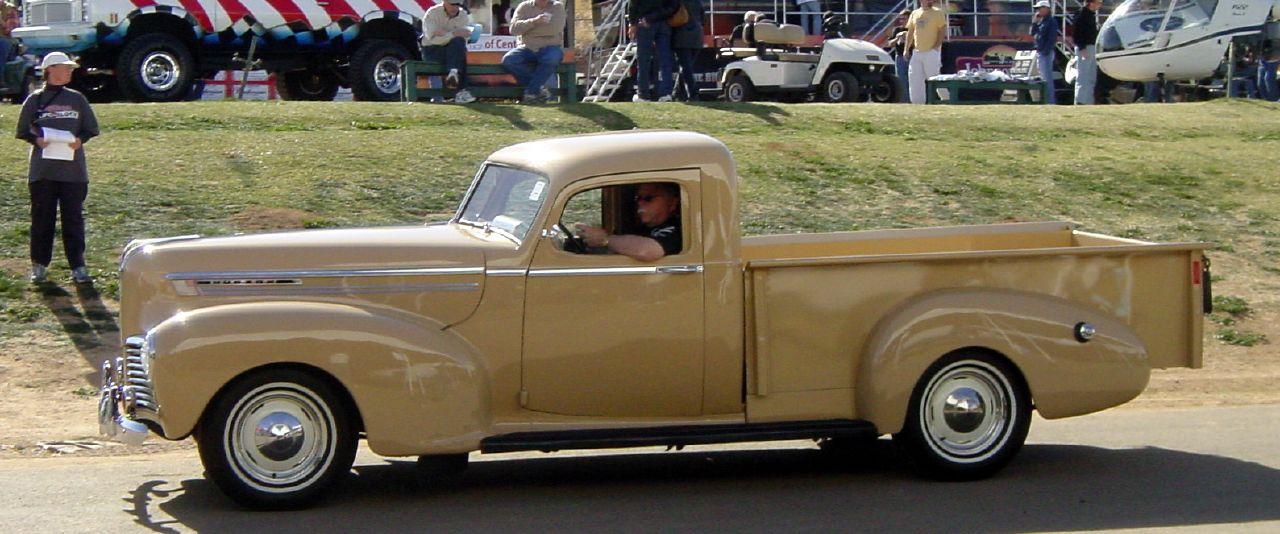 Hudson Pickup 1941 | Barrett-Jackson Classic Car Auction ...