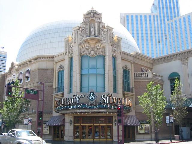 Silver legacy casino reno nevada