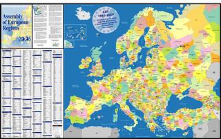Tabula Regionum Europae 2005