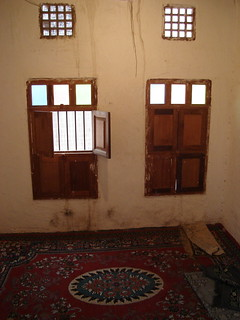 inside traditional house