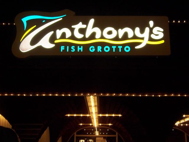 Anthony S Restaurant In San Diego Ca