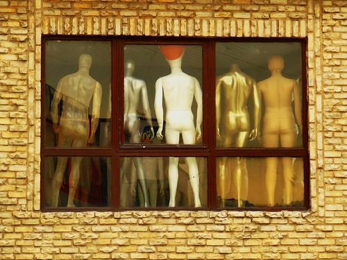 Naked Men in Istanbul