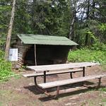 Moose Mountain Shelter