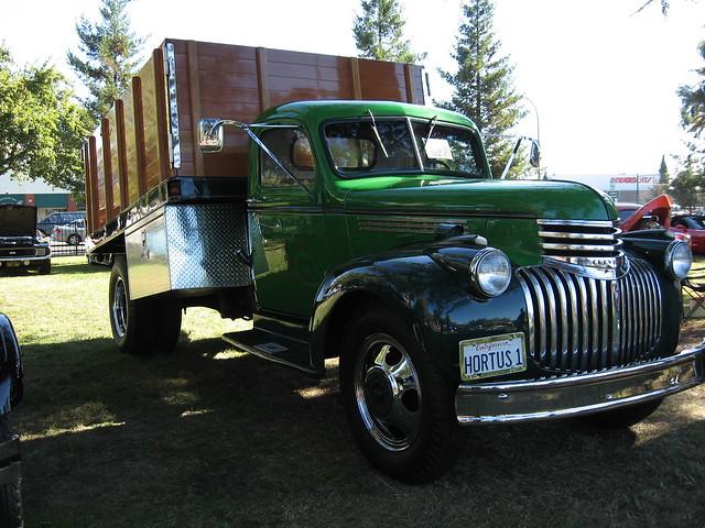 1940 Chevrolet Dump Truck Flickr Photo Sharing