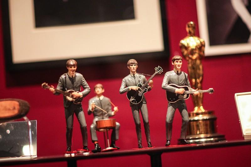 Beatles figurines