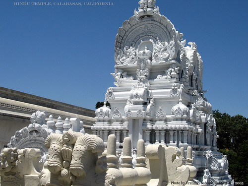 Hindu Temple, Calabasas, California