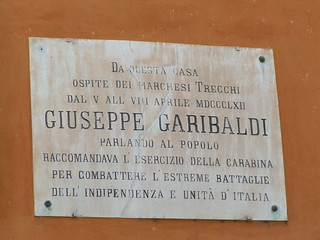 Imagine de Giuseppe Garibaldi. italy italia lombardia cremona lombardy giuseppegaribaldi