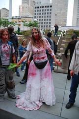 bride zombie