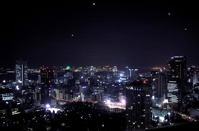 Tokyo by night, Canon POWERSHOT S20
