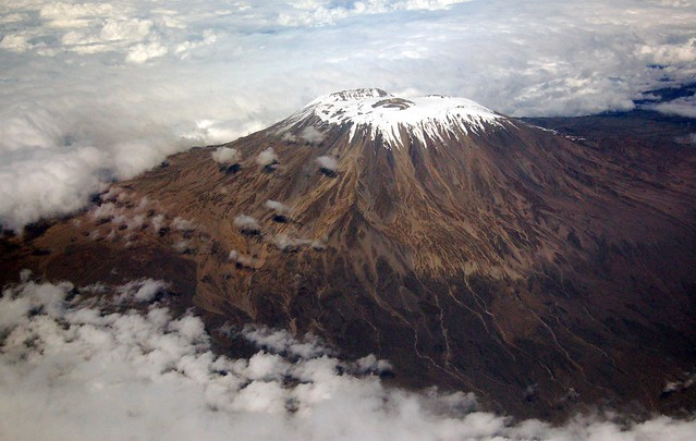 Monte Kilimanjaro.